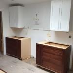 Kitchen Remodel in Morris County NJ In Progress 10-1-2015 (9)