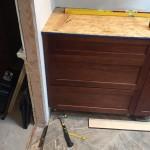 Kitchen Remodel in Morris County NJ In Progress 11-13-2015 (5)