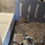 Kitchen Remodel in Morris County NJ In Progress 12-23-2015 (12)