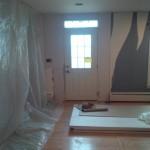 Kitchen Remodel in Morris County NJ In Progress 12-23-2015 (5)