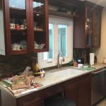 Kitchen Remodel in Morris County NJ In Progress 5-2-2016 (3)