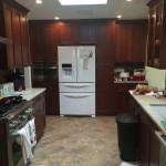 Kitchen Remodel in Morris County NJ In Progress 5-2-2016 (5)