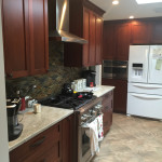 Kitchen Remodel in Morris County NJ In Progress 5-2-2016 (6)