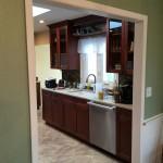 Kitchen Remodel in Morris County, New Jersey In Progress 1-21-2016 (17)