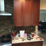 Kitchen Remodel in Morris County, New Jersey In Progress 1-21-2016 (22)
