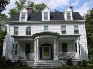 Neo-Classical style home - Design Build Planners