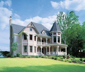 Queen Anne Style Home ~ Design Build Planners