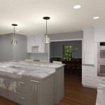Removing a Wall in Kitchen Remodeling (2)-Design Build Planners