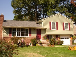 Split Level Style Home ~ Design Build Planners (3)