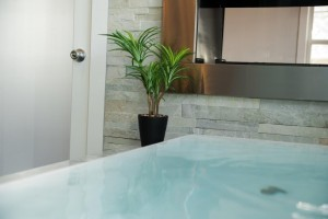 infinity soaking tub for bathroom remodeling ~ Design Build Planners (1)