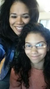 Becca and AnnahMarie of Organic Gur;z Gardens Fort Wayne Indiana