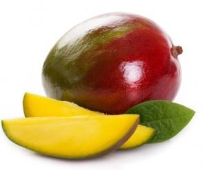 Fresh Mango Salad from Organic Gurlz Gardens of Fort Wayne Indiana