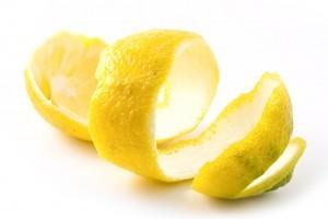 Lemon Rind - Organic Gurlz Gardens Fort Wayne Indian