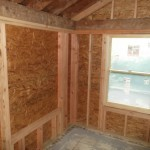 Porch to Bedroom Conversion in New Providence NJ In Progress 7-15-15 (4)
