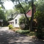Porch to Bedroom Conversion in New Providence NJ In Progress 7-27-15 (1)