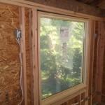 Porch to Bedroom Conversion in New Providence NJ In Progress 7-27-15 (12)