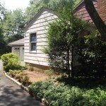 Porch to Bedroom Conversion in New Providence NJ In Progress 7-27-15 (5)