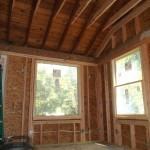 Porch to Bedroom Conversion in New Providence NJ In Progress 7-27-15 (7)