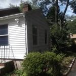 Porch to Bedroom Conversion in New Providence NJ In Progress 8-20-2015 (2)