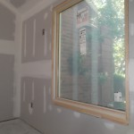 Porch to Bedroom Conversion in New Providence NJ In Progress 8-6-2015 (4)