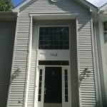 BEFORE vinyl and stone siding remodel in Manasquan, NJ  (2)