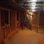 Basement Finishing in Middlesex County In Progress 10-15-15 (7)