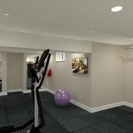 Basement Finishing in Middlesex County, NJ CAD (8)-Design Build Planners