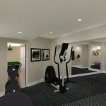 Basement Finishing in Middlesex County, NJ CAD (9)-Design Build Planners