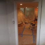Basement Finishing in Middlesex County NJ In Progress 12-2-2015 (11)