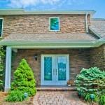 Coronado Stone VeneerExterior Remodel in Middlesex County After (2)-Design Build Planners