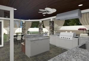 Outdoor Living Design in Morris County New Jersey - Design Build Planners