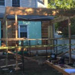 Outdoor Living Space in Union County In Progress 10-13-15 (1)