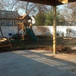 Outdoor Living Space in Union County, NJ In Progress 12-1-2015 (5)