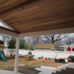 Outdoor Living Space in Union County NJ In Progress 3-24-2016 (2)