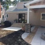 Outdoor Living Space in Union County, NJ In Progress 8-22-2016 (4)