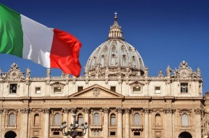 Painting and remodeling the Vatican