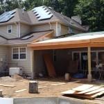 Z progress pix for an outdoor living space - Design Build Planners (13)