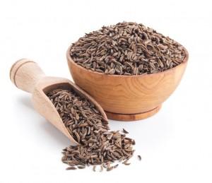 caraway seeds as an herbal remedy for heartburn ~ Organic Gurlz Gardens