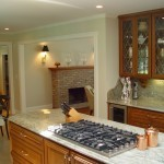 cooktop in kitchen island - Design Build Planners (11)