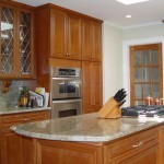 cooktop in kitchen island - Design Build Planners (7)