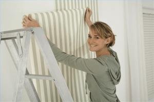 install wallpaper Design Build Planners
