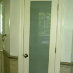 smoked glass passage doors for remodeling - Design Build Planners (3)