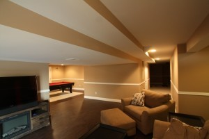 Basement finishing in Somerset County NJ - Design Build Planners - Mark of Excellence Remodeling (6)