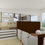 Home Renovation in Scotch Plains, NJ CAD (1b)-Design Build Planners