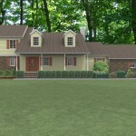 Kitchen and Master Suite Addition in Franklin Lakes, NJ Plan 1 (16)-Design Build Planners