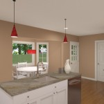 Kitchen and Master Suite Addition in Franklin Lakes NJ Plan 2 (1)-Design Build Planners