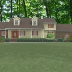 Kitchen and Master Suite Addition in Franklin Lakes NJ Plan 2 (14)-Design Build Planners