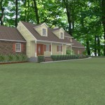 Kitchen and Master Suite Addition in Franklin Lakes NJ Plan 2 (15)-Design Build Planners