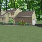 Kitchen and Master Suite Addition in Franklin Lakes NJ Plan 2 (16)-Design Build Planners
