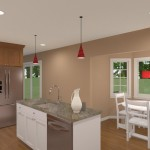 Kitchen and Master Suite Addition in Franklin Lakes NJ Plan 2 (3)-Design Build Planners